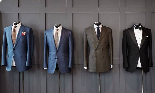 quality bespoke suits